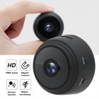 Mini IP Camera Phone Wireless WiFi HD Night Vision Outdoor Sports DV Camera black