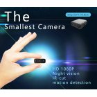 Mini IR-CUT Camera 1080P Full HD Camcorder Infrared Night Vision Micro Cam Motion Detection DV Camera XD with WiFi