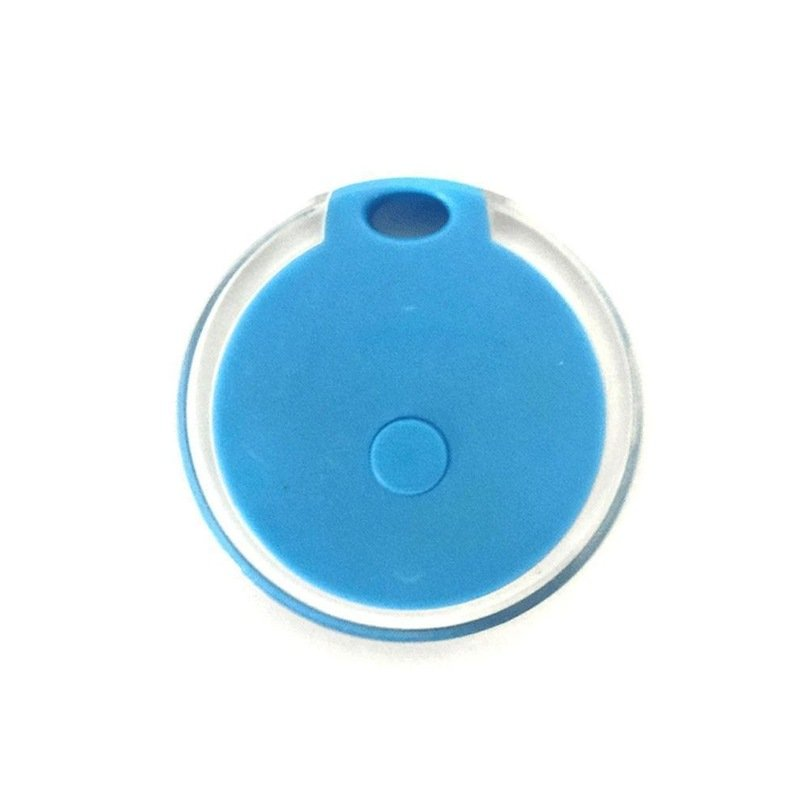 Mini Pet Dog Cat Waterproof GPS Locator Tracker Tracking Anti-Lost Device blue