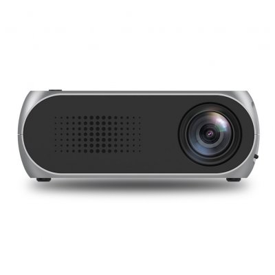 UK Plug Portable LED 1080P Mini Projector