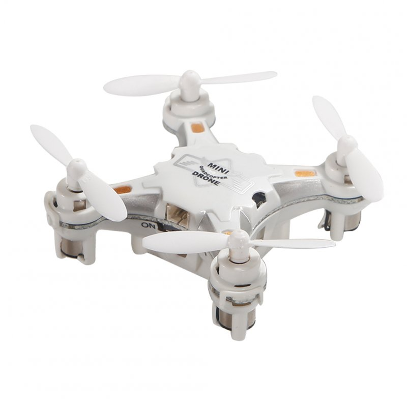 Mini Quadcopter RC helicopter-White