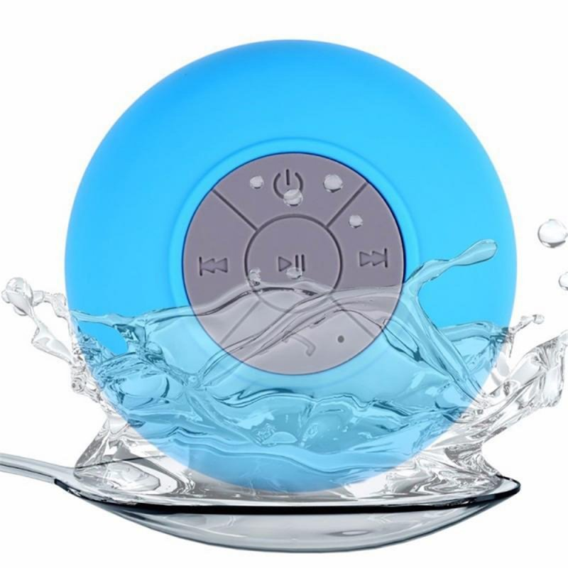 Mini Wireless Bluetooth Speaker blue
