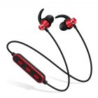 Mini Wireless Earbuds Bluetooth 4 2 Headphone Sport Stereo Headset   Red