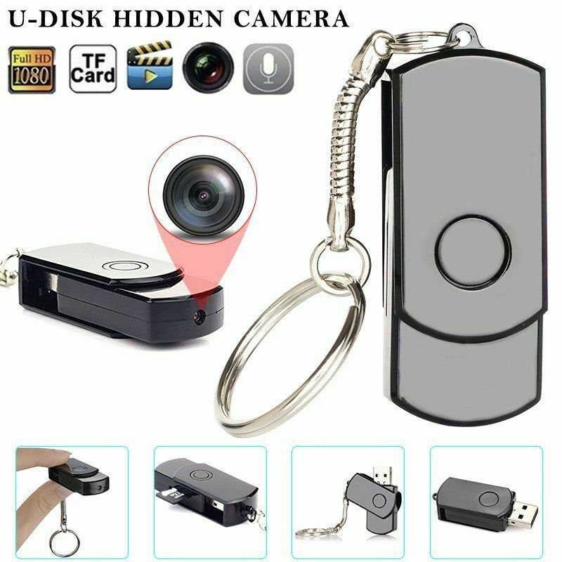 Mini Wireless HD IP Home Security Camera