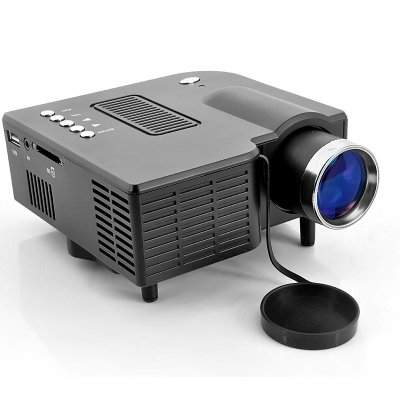 Mini LED Projector - PortiMax