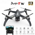 Mjx B5w Drones with  Hd 4k  Camera 5g Wifi  Fpv  Profissional Brushless  Motor Gps  4k Camera Drone Rc Helicopter Vs  Jjpro X6  Rc Toys 4k color box