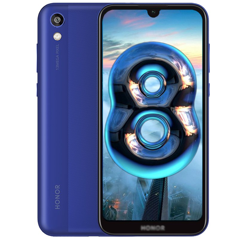 Huawei Honor 8 Play Global Rom blue_2 + 32G