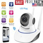 Mobile Phone Remote Wireless Monitor Surveillance Camera Smart Home WIFI Camera UK Plug