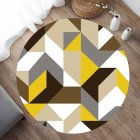 Modern Simple Round Carpet Rug Door Mat