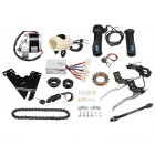Motor Controller Electric Bike Kit Electric Bicycle Conversion Kit for Electric Bicycle 24V 250W