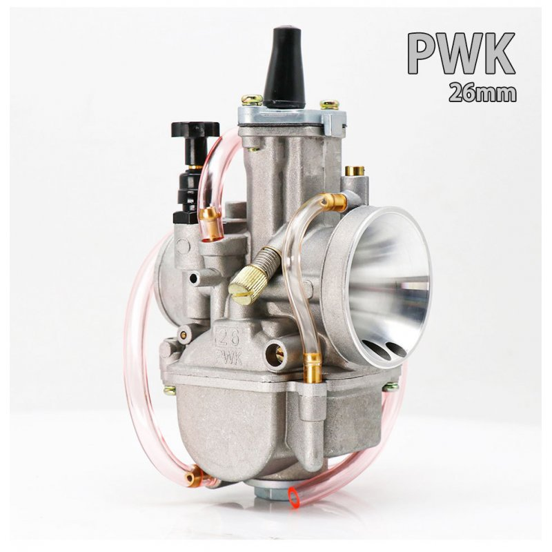 Motorcycle Carburetor PWK 21 24 26 28 30 32 34mm Carb For ATV Scooter Dirt Pit Bike 26mm