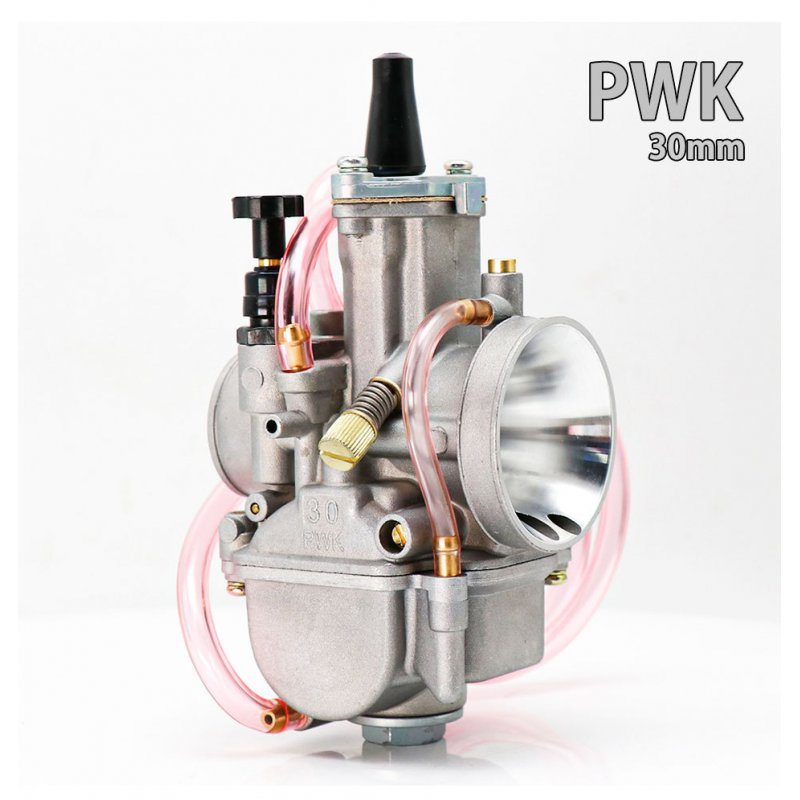 Motorcycle Carburetor PWK 21 24 26 28 30 32 34mm Carb For ATV Scooter Dirt Pit Bike 30mm