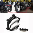 Motorcycle Falling Protectors Frame Slider for HONDA REBEL CMX 500/300 17-19 black