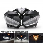 Motorcycle Headlight Assembly headlamp housing motorcycle accessories for Yamaha YZF R25 R3 YZF-R25 YZF-R3 13-17 hf057