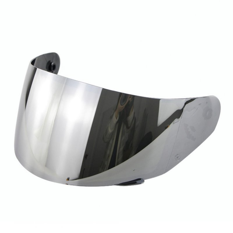 Motorcycle Helmet Lens Accessories Suitable for 352, 351, 369, 384 Helmet Models Silver plated