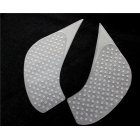Motorcycle Side Anti Slip Protector Pad for YAMAHA XJ-6 10-16 Transparent