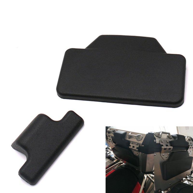 Motorcycle Tail Box Soft Back Rest for BMW R1200GS ADV F800 700GS F650GS G310 black