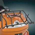 Motorcycle Travel Luggage Rack for Can Am Spyder RT / RTS / RT Ltd black