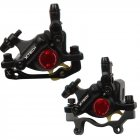 Mountain Road Bikes Hydraulic Brake Clip Brake Hydraulic Wire Puller HB100  Black front and back 1pair