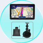 Mounting Bracket for 5 Inch Touchscreen Handheld GPS Navigator w FM Transmitter