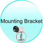 Mounting Bracket for CVNH I39 Security Camera   DVR Kit