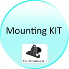 Mounting Kit for CVMF TR04 6 Inch HD Touchscreen Handheld GPS Navigator