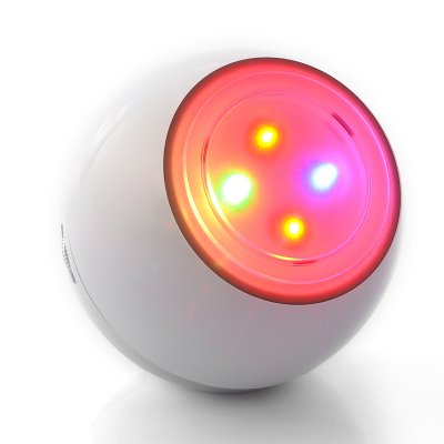 Multi Color LED Mood Light with Speaker -Vibe