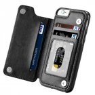 MLeather Wallet Card Slot Protection Cover