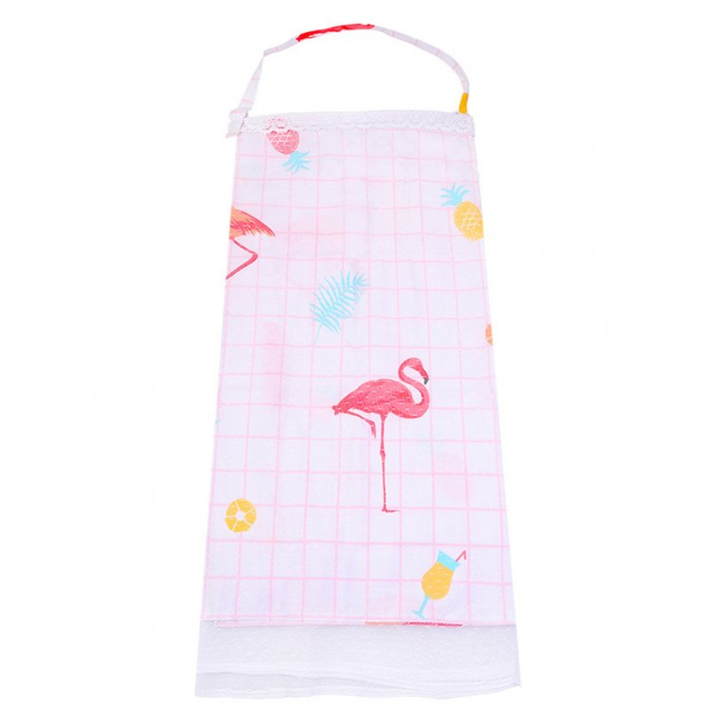 Multifunctional Breastfeeding Towel Stroller Block the Gauze Towel and Light Proof Nursing Shawl 5 _free size