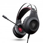 N2D PS4 Headset Bass Casque Gaming Headphone Headsets with Microphone Mic for PC Gamer/Nintendo Switch/New Xbox one/Phone black
