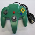 N64 USB N64 ABS Gamepad Controller Joystick PC Computer Game Handle green