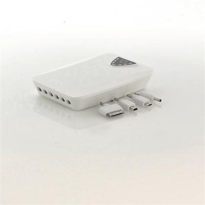 10000mAh Battery Bank w x3 USB - BlueArc