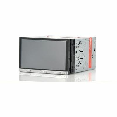 2 DIN 7 Inch Car GPS DVD Player - Road Hog