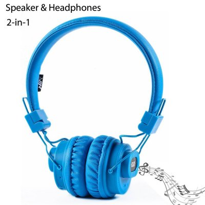 NIA X5 Bluetooth Headphones