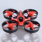 NIHUI NH010 Mini Drone (Red)