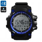 NO.1 F2 Outdoor Bluetooth Watch (Blue)