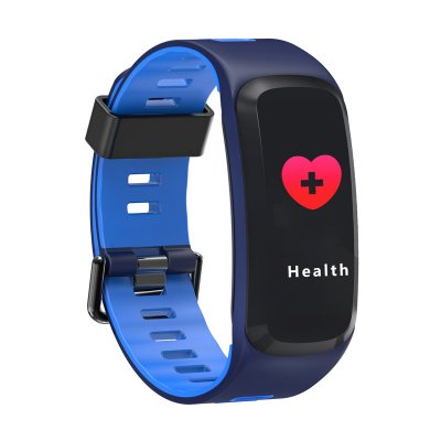 NO.1 F4 Fitness Tracker Bracelet (Blue)