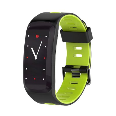 NO.1 F4 Fitness Tracker Bracelet (Green)