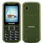 NOAIN 007 Rugged Phone with an IP67 Waterproof and Dust Proof Rating and rubberized outer making it shockproof has a 2 4 Inch Display and dual Sim Slots