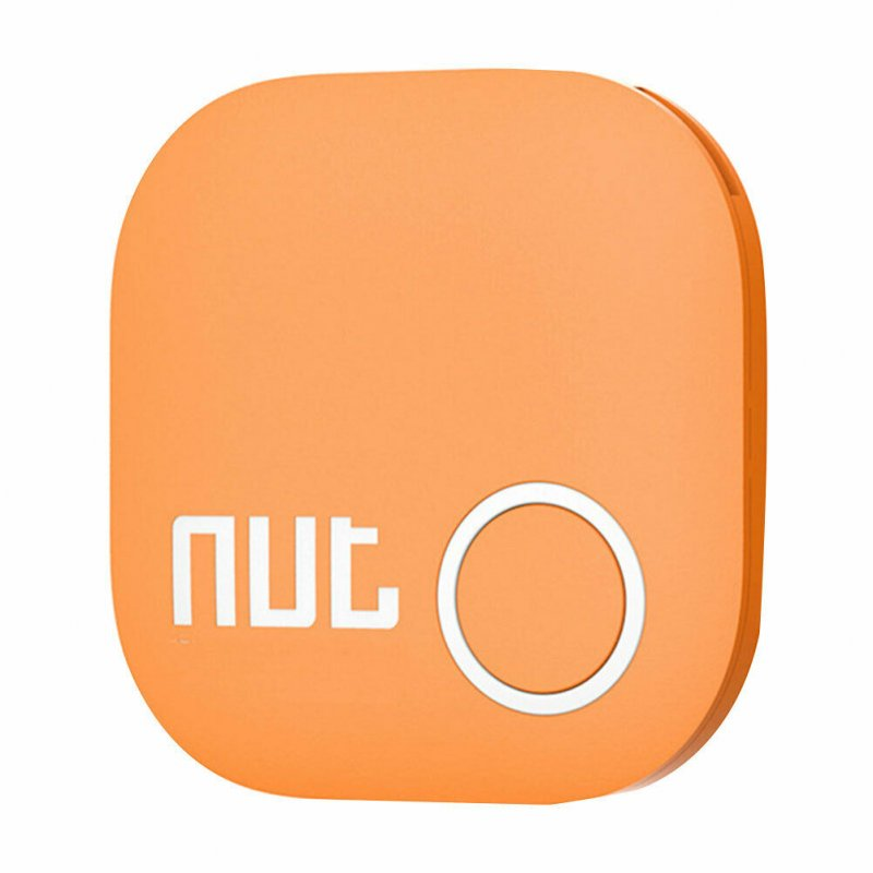 NUT2 Smart Finder Bluetooth Wireless Tracker Anti-lost Alarm for Mobile Phone Pet Key Orange