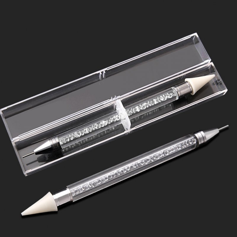 Nail Art Tools DIY Double-end Diamond Pen
