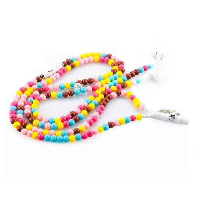 Necklace Earphones With Microphone