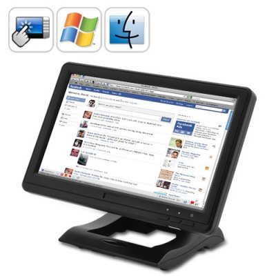 10.1 Inch Touchscreen Monitor