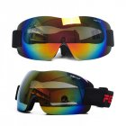 Men Women Skiing Eyewear Imitation Red