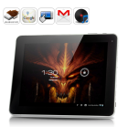 New    Dark Fantasy    Android 4 0 Tablet   9 7 Inch gorgeous HD display  high speed WiFi N  1GHz CPU  1G RAM for gaming  internet  and multimedia