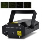 New Mini Laser Effects Projector  Featuring two unique functions  sound activation and stroboflash   this laser effects projector proves that small size
