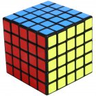 Ultra-smooth Magic Cube Puzzle 5x5 Black