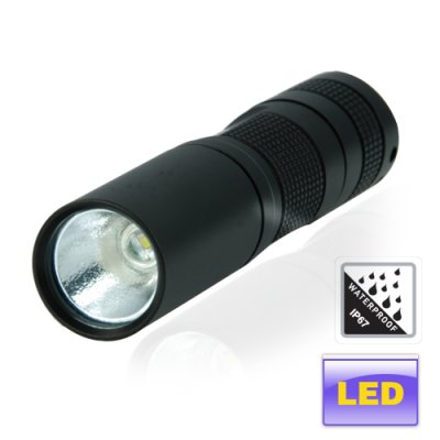 Megastar G75 CREE LED Torch Light - Premium Grade LED Flashlight