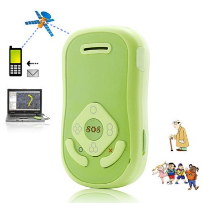 GPS Tracker for Kids