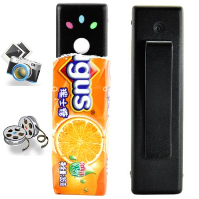 Mini Digital Video Camera with Encryption Feature